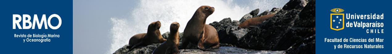 Revista de Biología Marina y Oceanografía