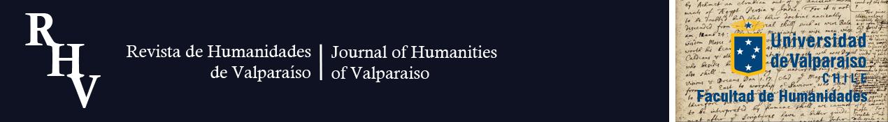 Journal of Humanities of Valparaiso